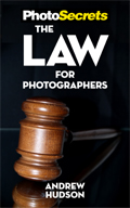 The Law For Photographers